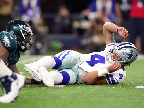 The Dallas Cowboys are falling apart without Ezekiel Elliott