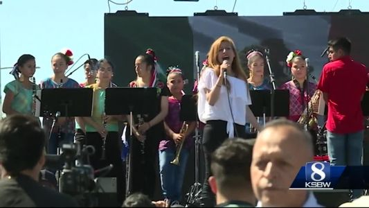 Salinas celebrates Mexican Independence Day