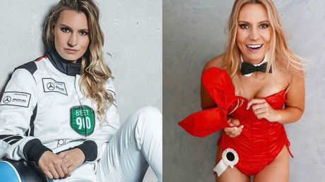 Doreen Seidel: Meet the Playboy model set to chase her dream in F1's new women's championship