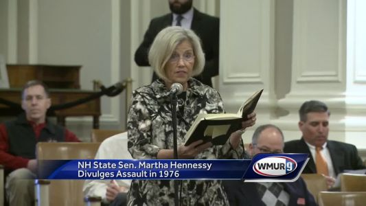 State Sen. Martha Hennessey discloses assault by Dartmouth classmate during '70s