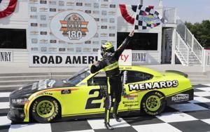 Austin Cindric wins again at Road America
