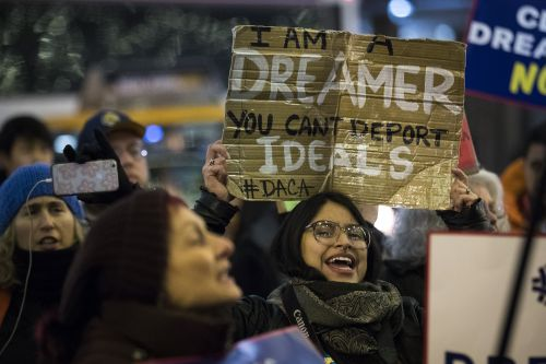 Federal agency returns to accepting requests under DACA