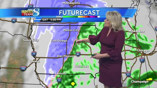 Videocast: Another wintry mess is on the way