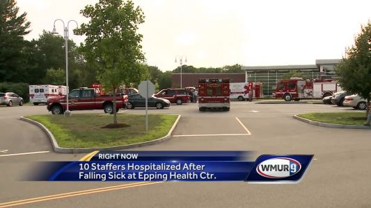 Strong personal air freshener likely made Epping health workers sick, say hospital officials