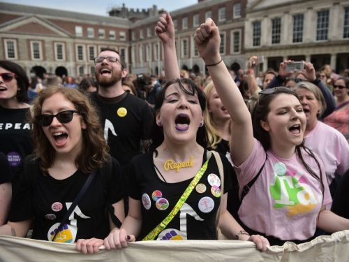 What Is The Ireland Abortion Referendum? Constitutional Ban To Be Repealed After Landslide Win for Yes Campaign