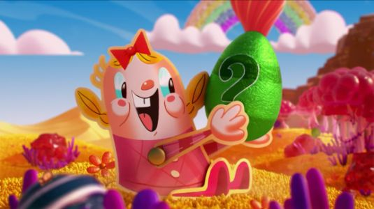 Candy crushes: King dethrones PlayStation at top of most-seen TV game ads chart