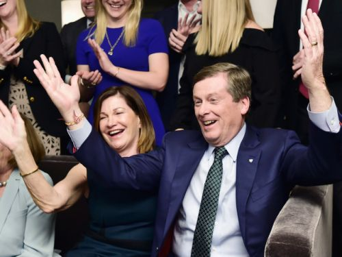 Kelly McParland: Toronto voters decide bland John Tory is more likely to produce results