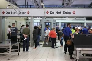 Now it's powder the TSA will scrutinize before you board plane