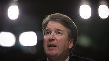 Brett Kavanaugh Accused Of Attempting To Rape A Woman In High School