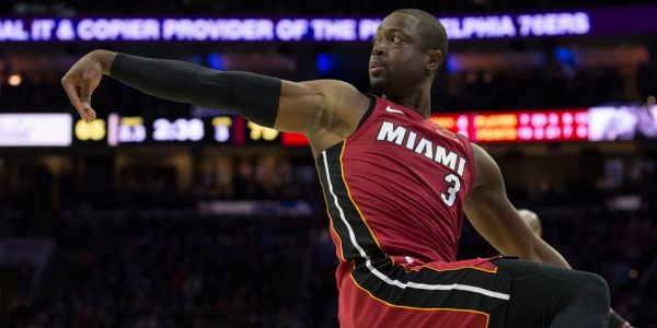 Dwyane Wade had a vintage performance in the Heat's win over the 76ers - and it was fueled by an epic round of trash talking with Kevin Hart