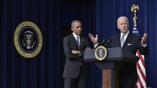 'This Is Serious Business,' Obama Urges Democrats On Virtual Biden Fundraiser