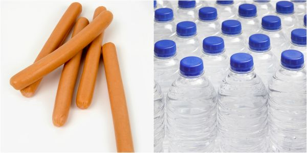 Festival vendor convinces people to purchase $38 'hot dog water'