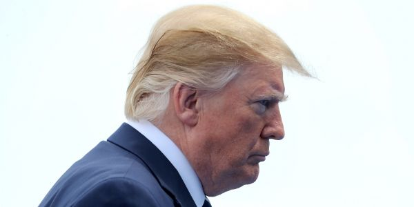 Trump becomes first president to be impeached twice as House charges him with inciting an insurrection