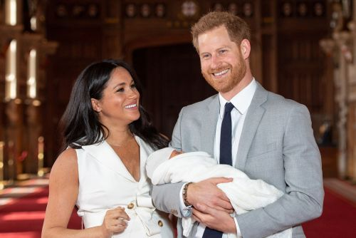 Meghan Markle and Prince Harry share new photo of Archie for Father's Day