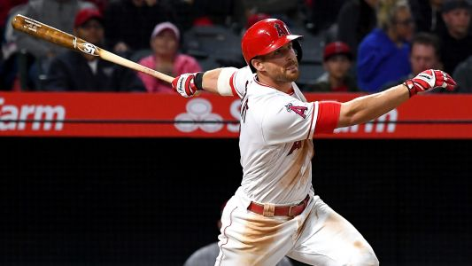 Angels place 4 key players on DL in 1 day