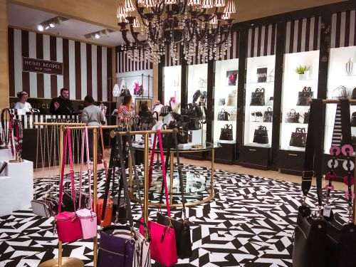 After 123 years, Henri Bendel is closing its doors. And it's leaving a lot of retail space behind
