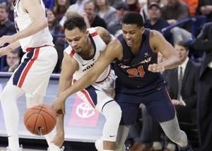 No. 2 Gonzaga routs Pepperdine for 17th win in a row