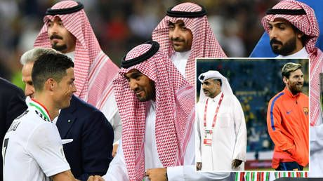 Cristiano Ronaldo 'snubs $7.3MN a year to front Saudi Arabia tourism drive' as bosses reportedly also target deal for Lionel Messi