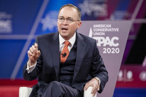 Mulvaney: Trump faces 'real headwinds' if election turns into a 'referendum' on him