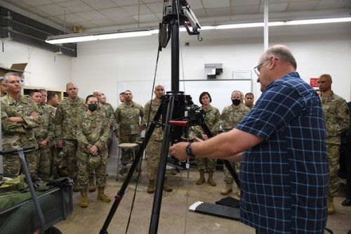Cyber career field discusses new training baseline