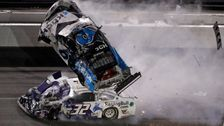 Daytona 500 Driver Ryan Newman In Horrific Crash, Rushed To Hospital