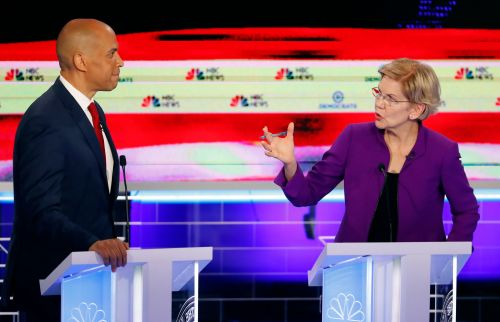 Democrats focus on the economy, immigration during first presidential debate