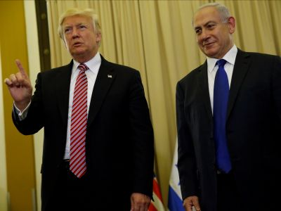 Trump says he 'never mentioned' Israel during meeting with Russians in which he reportedly discussed Israeli intelligence