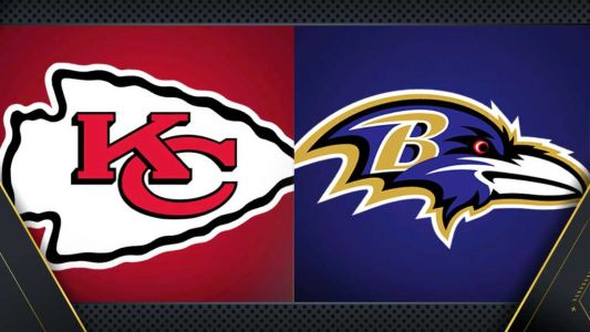 Ravens, Chiefs lead way in AP Pro32 poll ahead of Monday Night Football matchup