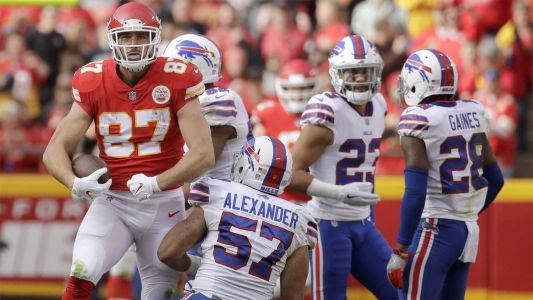 Chiefs' Reid, Bills' McDermott to match wits for AFC title