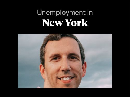 Unemployed in New York: A 38-year-old accountant shares his story