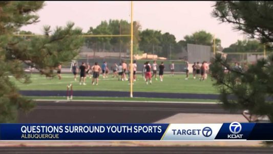 Questions surround youth sports in New Mexico