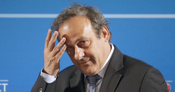 Platini arrested as part of 2022 World Cup investigation
