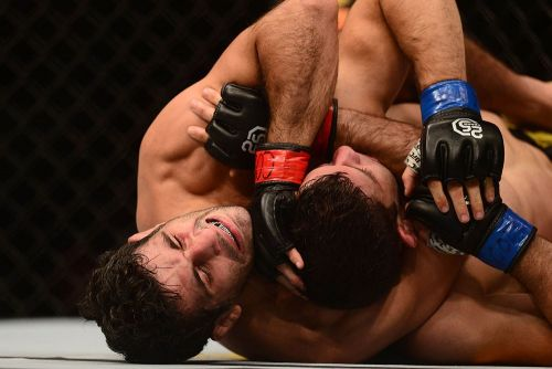 Why Beneil Dariush owes matchmaker Sean Shelby an apology after UFC Denver win