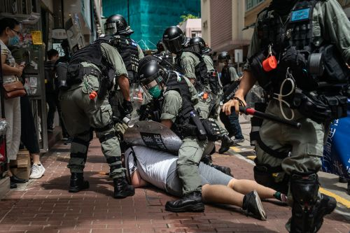 China's national security law for Hong Kong aims to block global criticism
