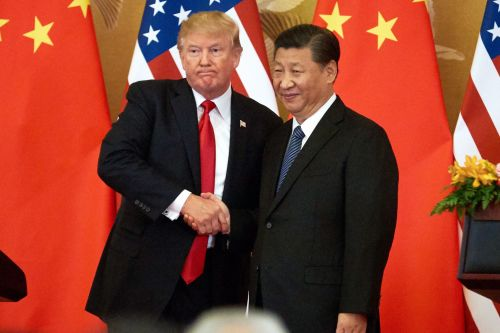 China's Xi Jinping calls for trade deal in letter to Trump