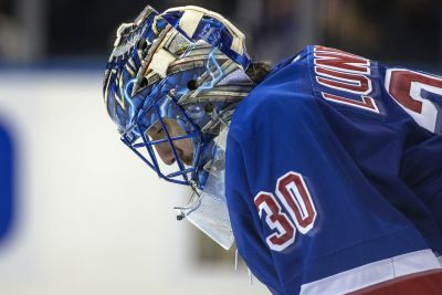 Rangers: Henrik Lundqvist not our best goalie right now
