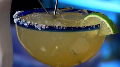 Mike's Mix: El Burrito Mercado's Margarita