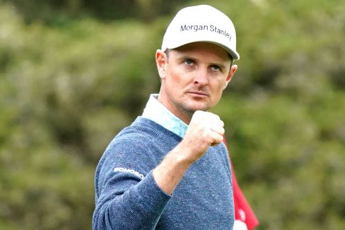 Justin Rose loving position he's in heading into final round