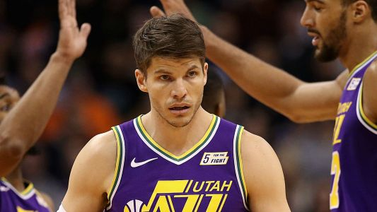 NBA playoffs 2019: Jazz's Kyle Korver defends Donovan Mitchell after missed game-tying 3
