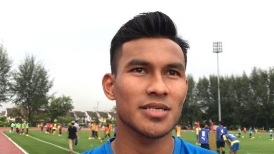 Shahrul stays with Perak, looks for a better 2018 season