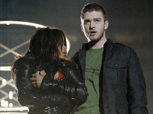 Justin Timberlake says he and Janet Jackson made up after he 'stumbled through' the backlash following that Super Bowl wardrobe malfunction