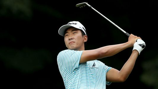 John Deere Classic: Michael Kim claims first PGA Tour win