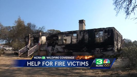 Recovery begins: Yuba County residents file for wildfire relief