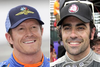 IndyCar drivers victims in Taco Bell mugging