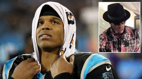 NFL star Cam Newton DENIED as he offers airline passenger $1,500 to switch seats