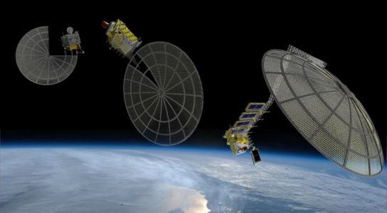 Archinaut, a Construction Robot for Space, Could Launch Test Flight in 2022