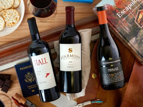 American Airlines will now deliver wine to your door, and you can get air miles for every dollar spent. A 3-bottle monthly subscription costs $100