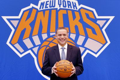 Knicks GM Scott Perry dishes on how soul food creates a winner