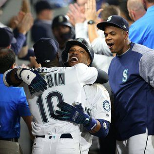 It's back. Robinson Cano's power on display with a three-run homer to lift Mariners past Astros 7-4