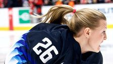 Pierre McGuire Mansplains Hockey To Olympic Gold Medalist Kendall Coyne Schofield